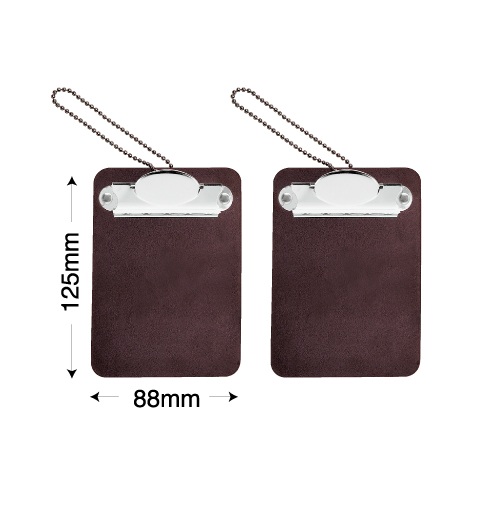 ABS帳單夾(金屬夾-mini)